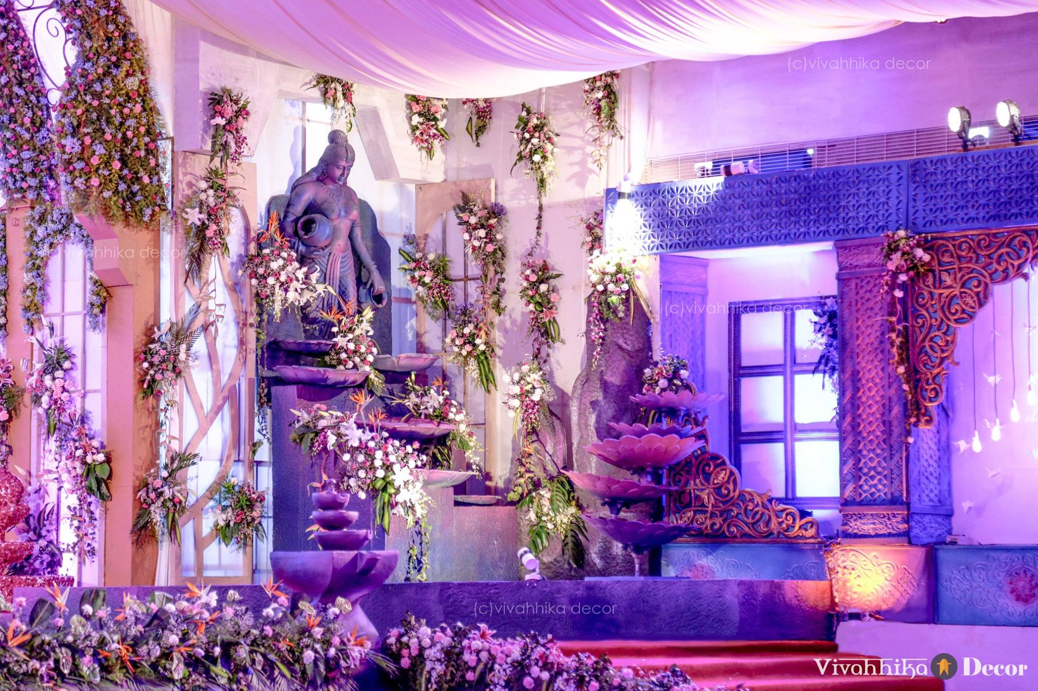 Floral reverie vivahhika vivahhika is a leading bespoke wedding decorations company that has been creating dream weddings since 2011 we are based in coimbatore and our clients are junglespirit Image collections