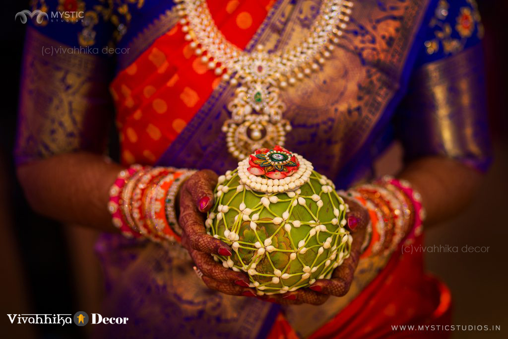 Telugu wedding decorations