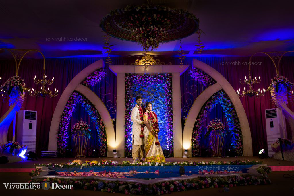 Modern telugu weddings