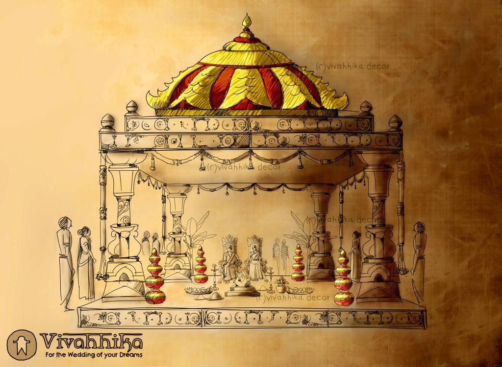 6 Things You Probably Didnt Know About The Wedding Mandap Design